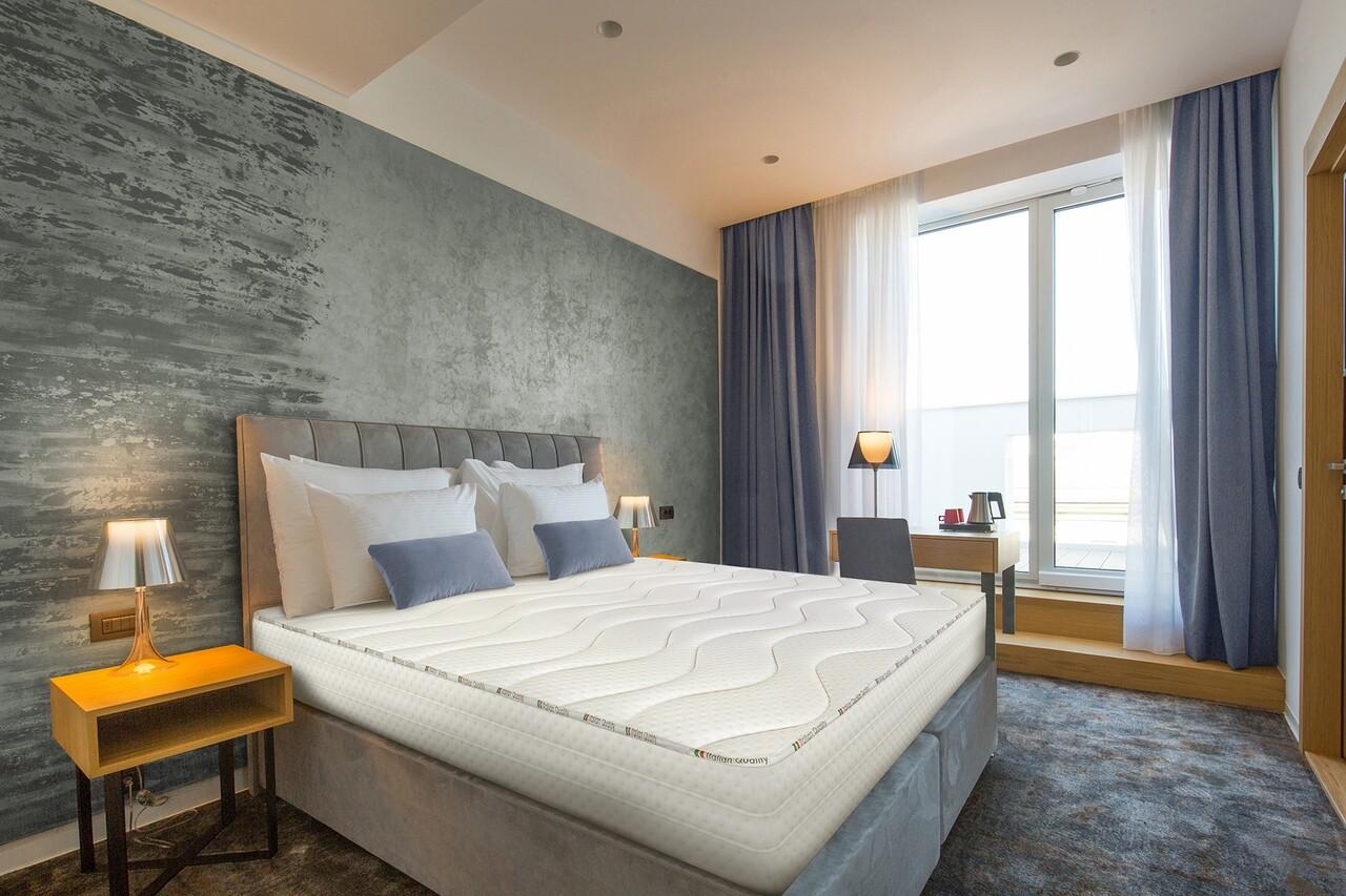 Saltea Green Future Hotel Line Cool 2 Memory 80x190 cm