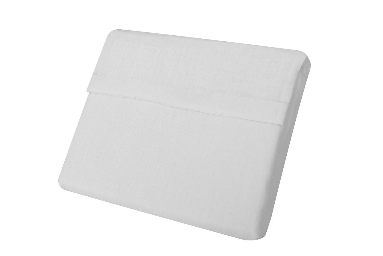 Cearsaf pat 100% IN, Bedora, 280x280 cm, White